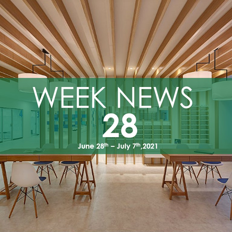 WEEK NEWS 28, FOMEX WOOD INDUSTRY NEWS