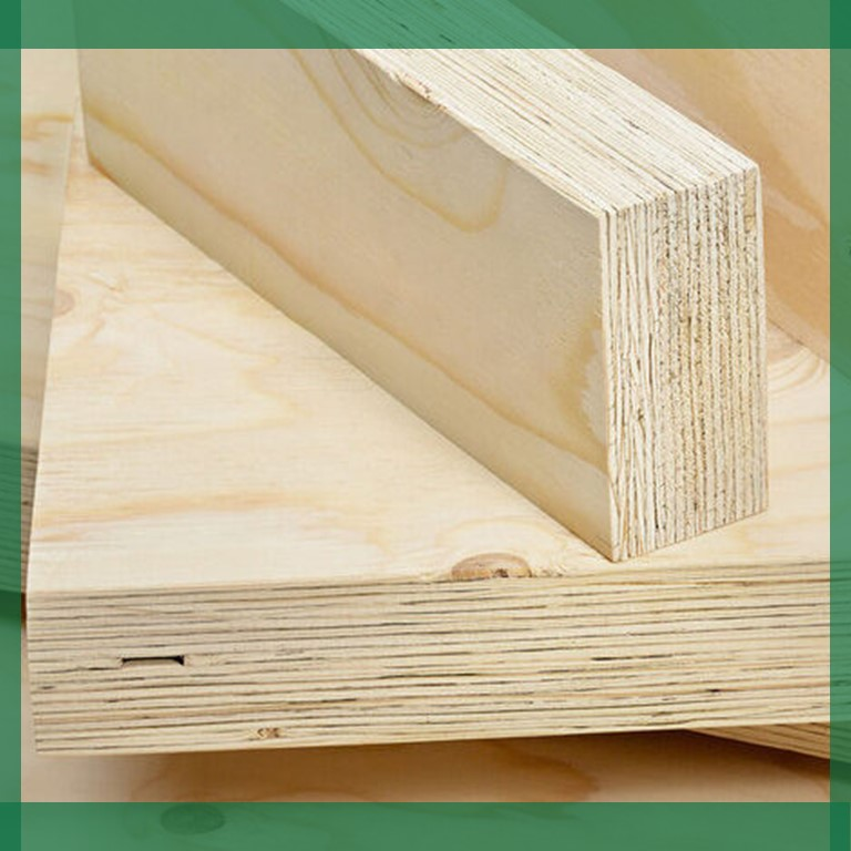 THE HISTORY OF PLYWOOD