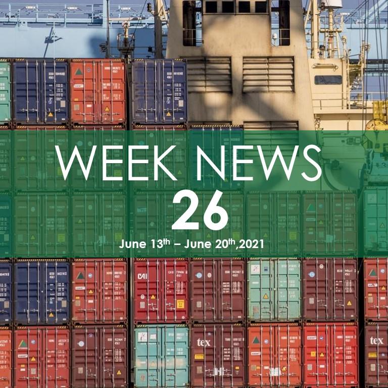 WEEK NEWS 26, FOMEX WOOD INDUSTRY NEWS