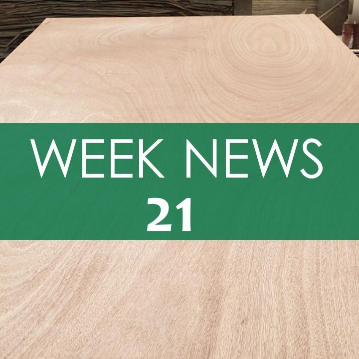 [WEEK NEWS] FOMEX NEWS WEEK 21, 2021