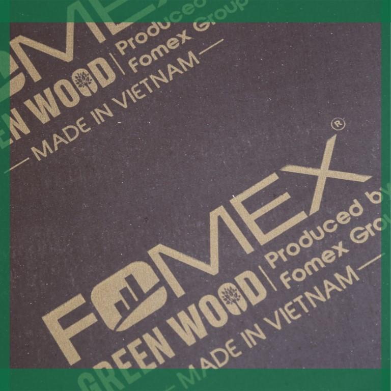 FOMEX GREENWOOD FILM FACED PLYWOOD MAINTENANCE & STORAGE
