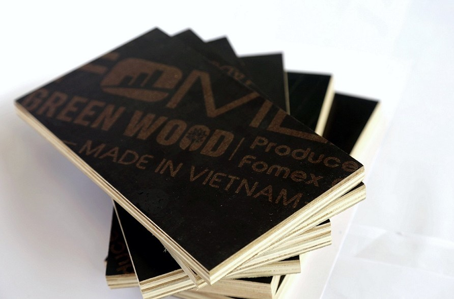 Fomex film coated plywood standard
