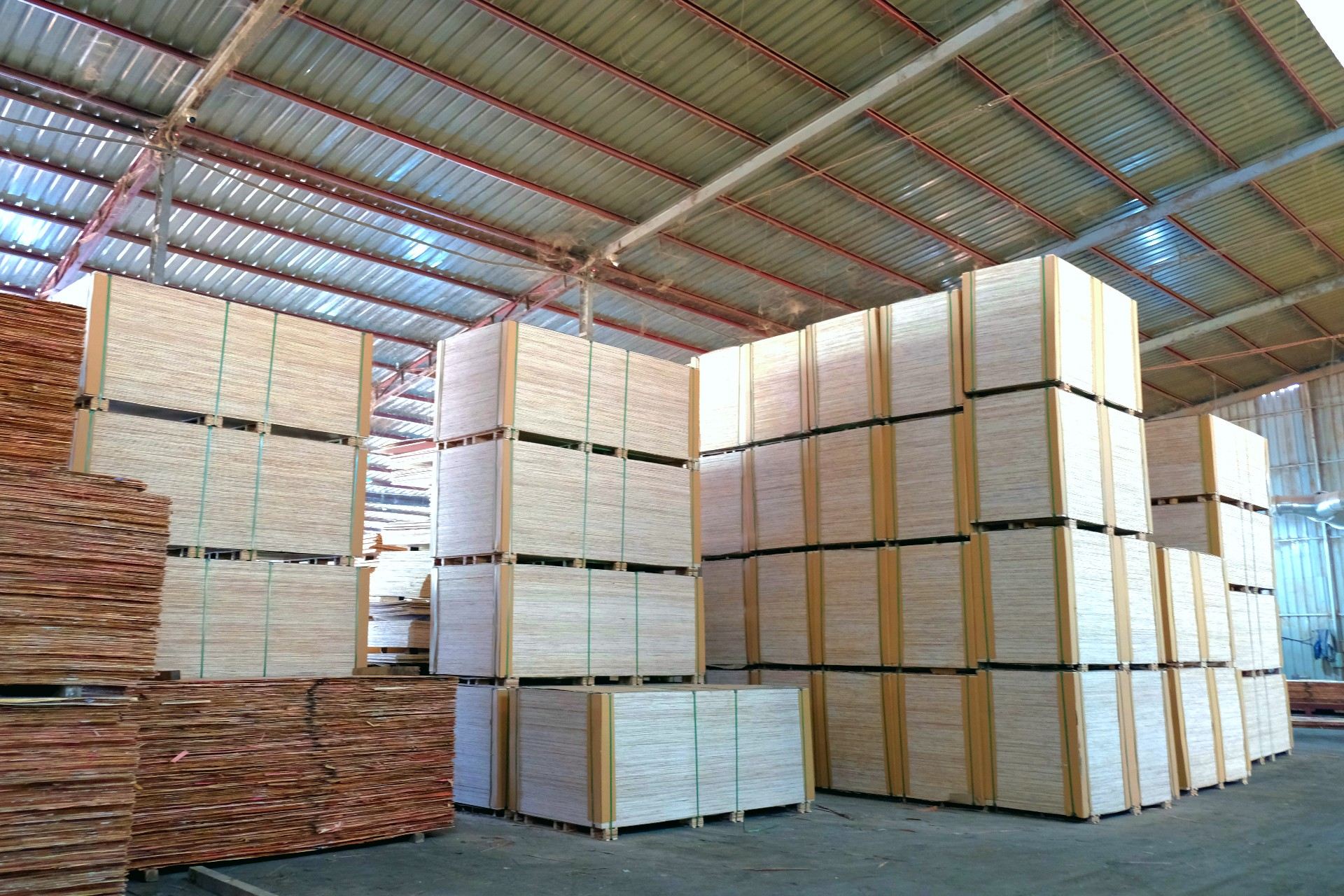 FOMEX GREENWOOD COMMERCIAL PLYWOOD 2